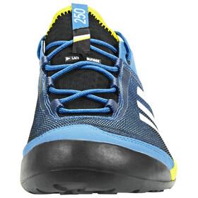 adidas TERREX Swift Solo Shoes Men core blue/chalk white/unity lime